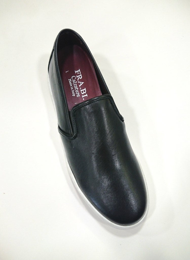 LOAFERS LEATHER FRA.BI