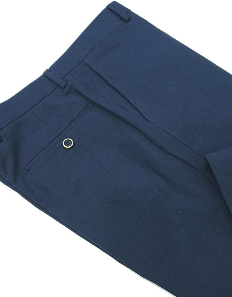 MASTER TAILOR FORMAL LINEN TROUSER