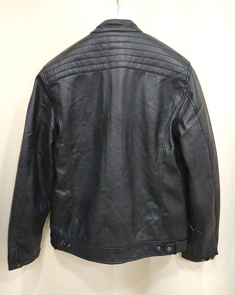 SILVANO VERRI ECO LEATHER JACKET
