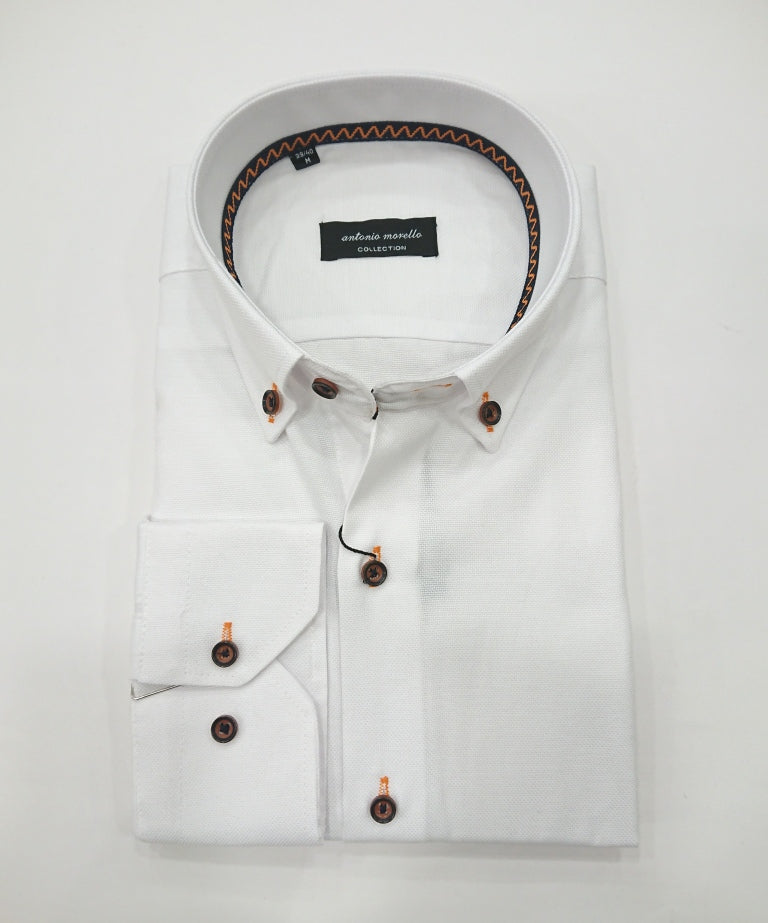 ANTONIO MORELLO SHIRT OXFORD CLASSIC