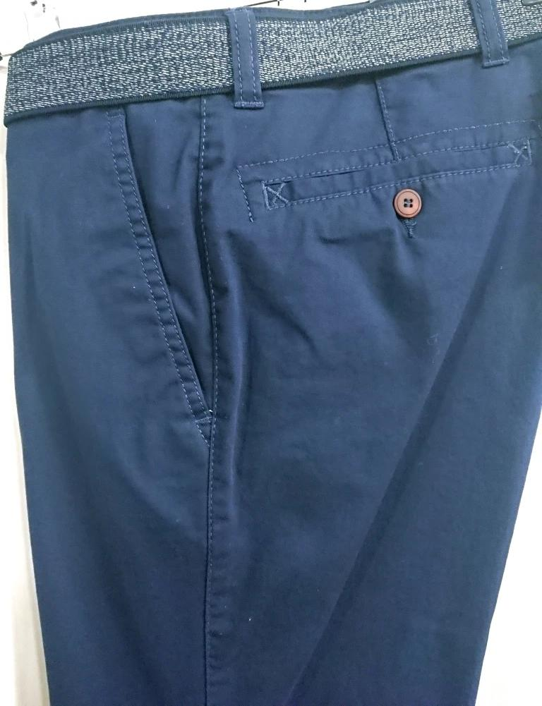 LIUIGI MORINI REGULAR FIT TROUSER