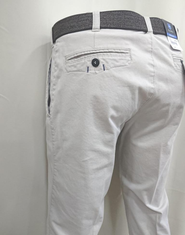 LUIGI MORINI CHINO TROUSER REGULAR FIT