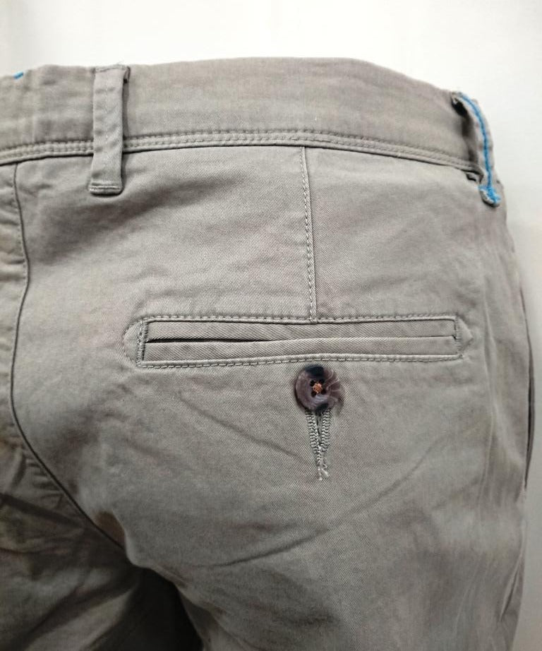 NORTH STAR CHINOS COTTON REGULAR FIT