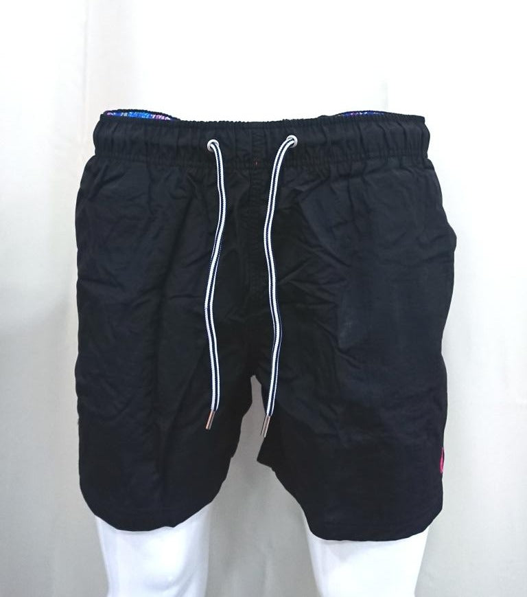 POLO CLUB PLAIN SWIMMING TRUNKS