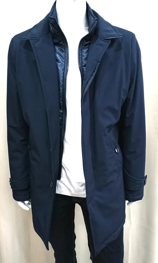 NORTH STAR ULTRA PARKA NAVY
