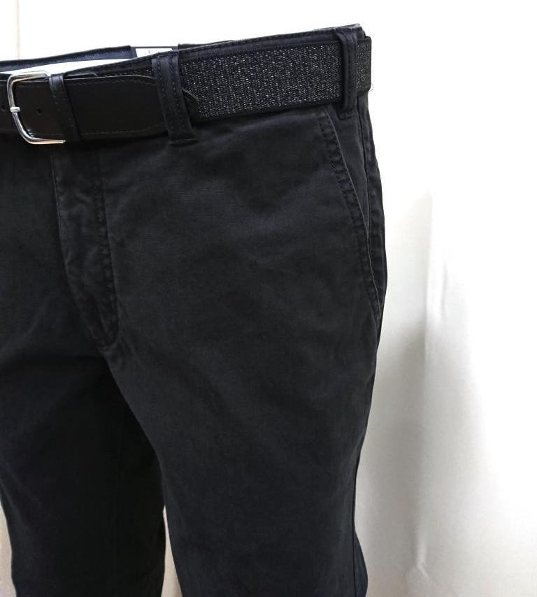 LUIGI MORINI COTTON CHINOS REGULAR FIT
