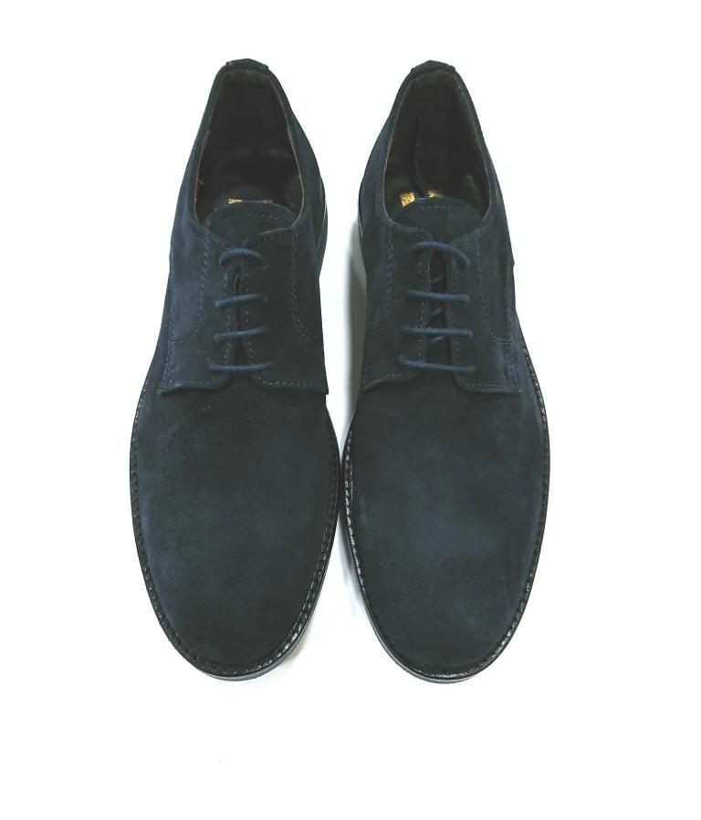SCUDIERI SPLIT SUEDE DESERD SHOES