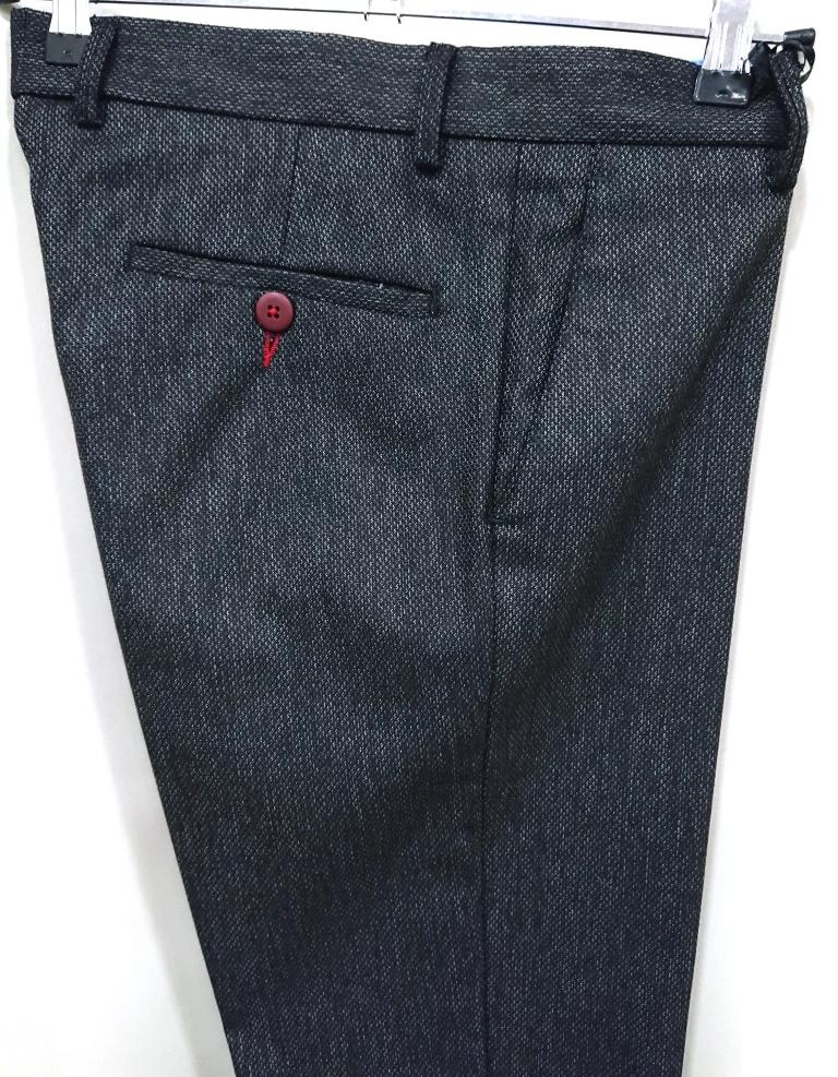D-ZINE HEATHERED CHINOS SLIM FIT