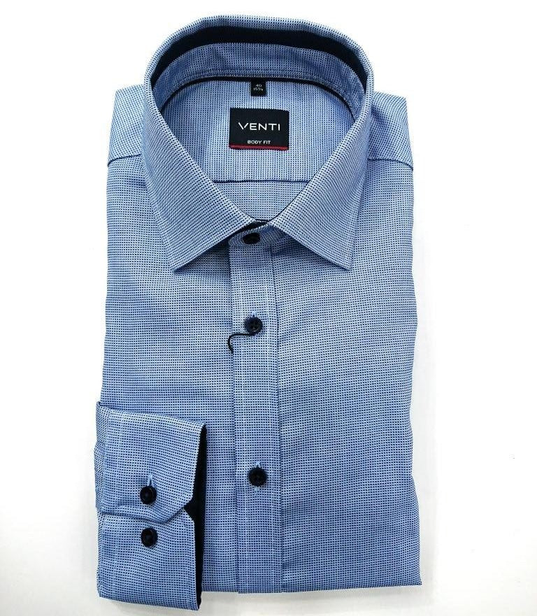 VENTI SHIRT NON IRON COTTON SLIM FIT