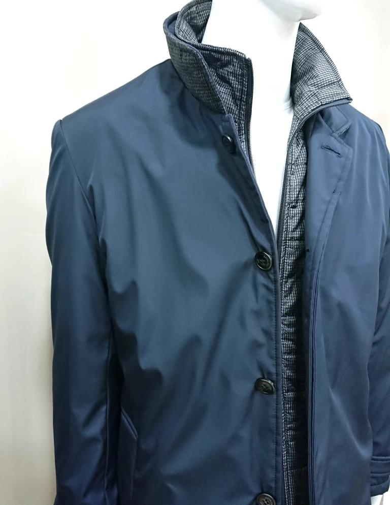 ROYAL CUP BLUE PARKA