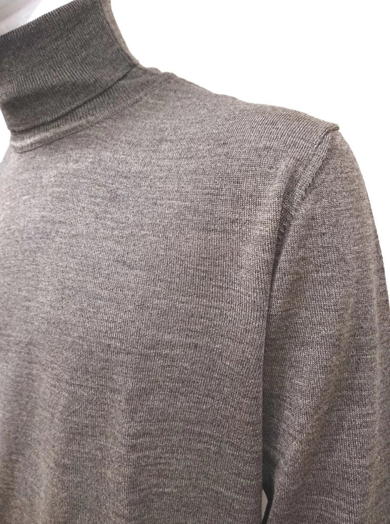 SIR RAPHAEL WOOL HIGH NECK SWEATER