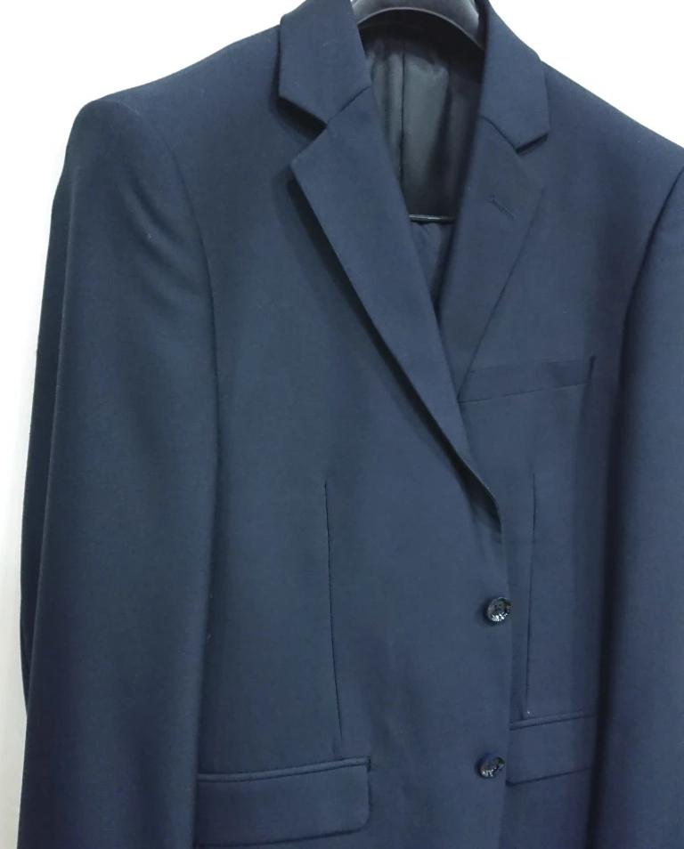 BENETO MARETTI WOOL SUIT SLIM FIT