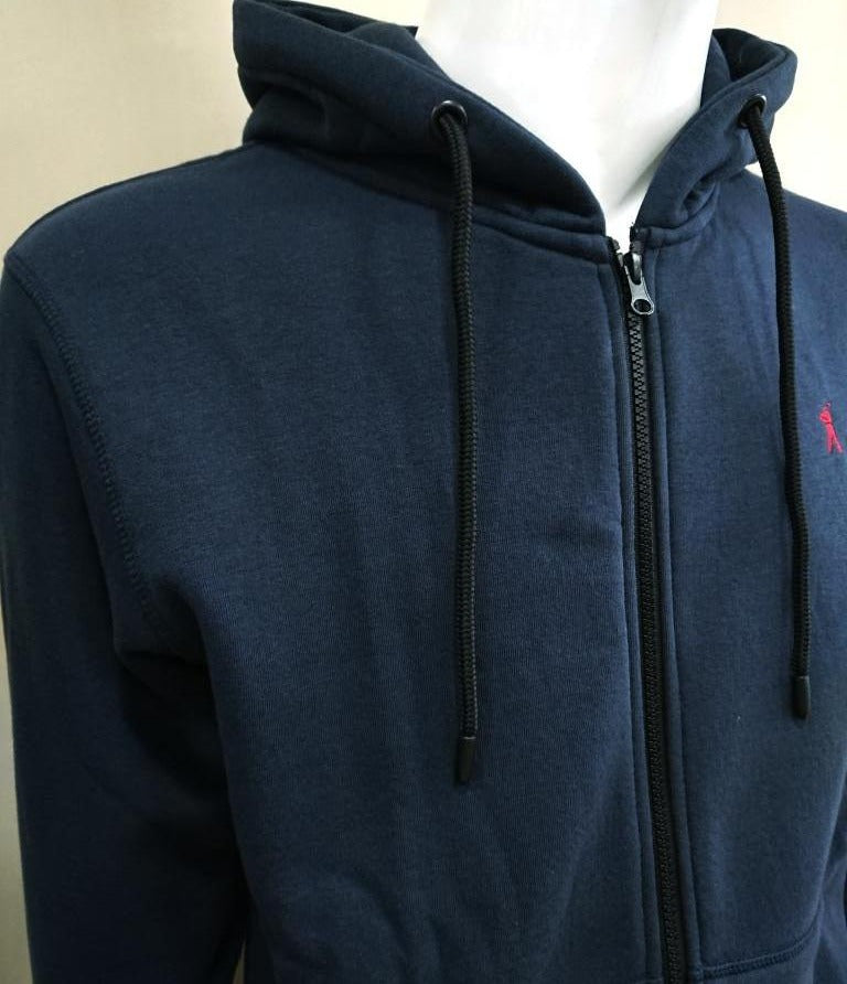 SUPERIOR FULL-ZIP ICON HOODIE
