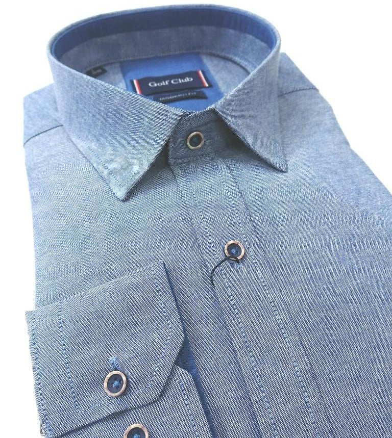 OXFORD SHIRT REGULAR FIT COTTON