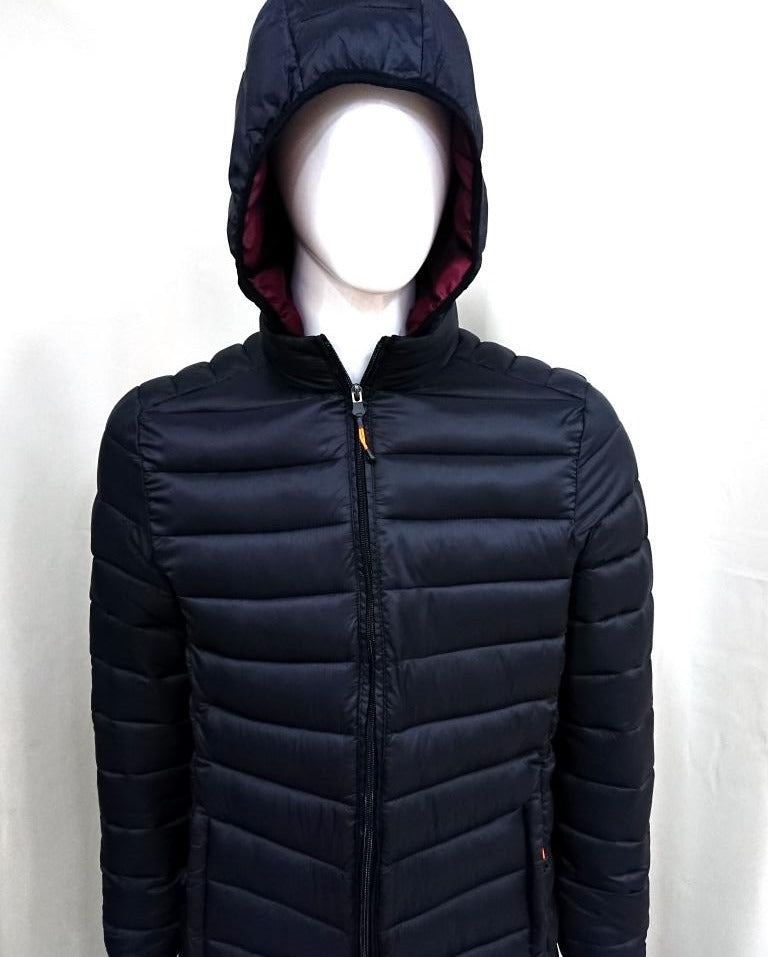 NORTH STAR QUILTED PUFFER JACKET