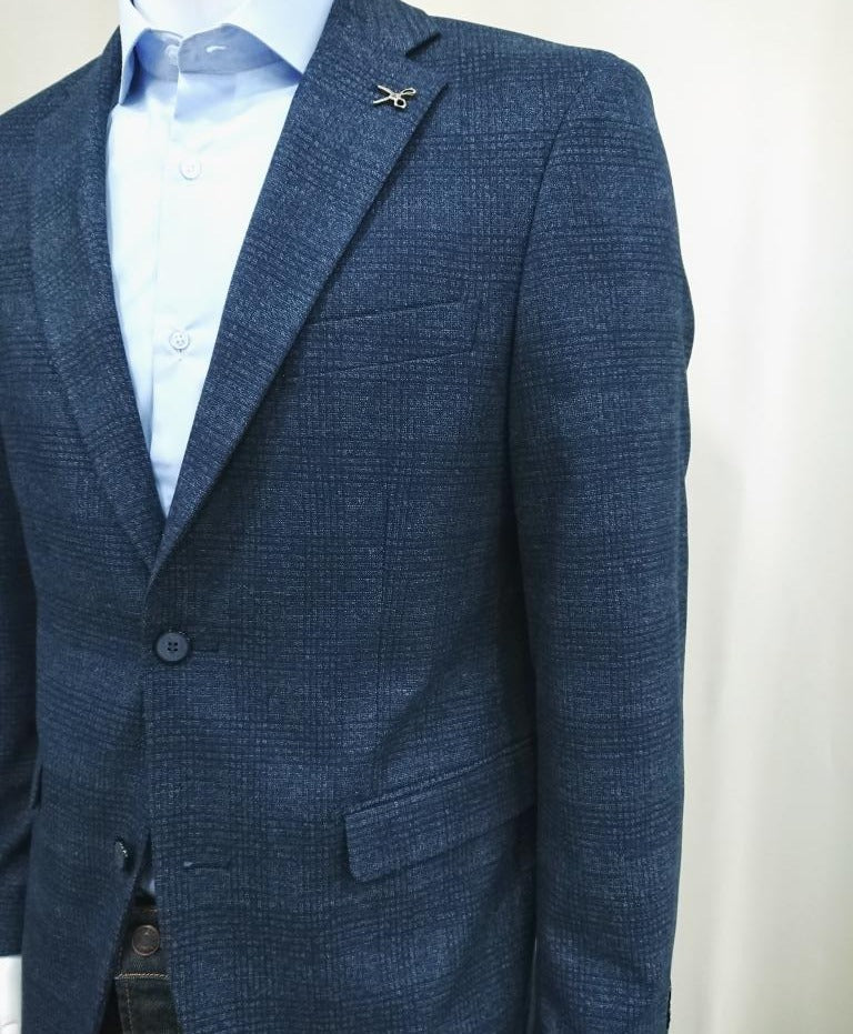 MASTER TAILOR CHECK BLAZER LIMITED EDITION