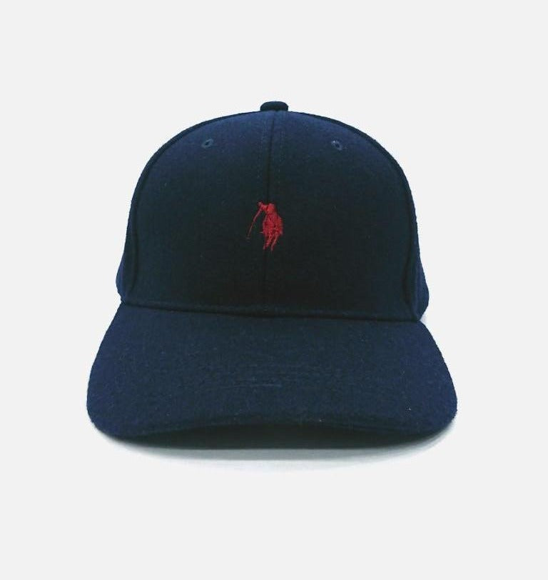 P.POLO CLUB BASIC WOOL CAP