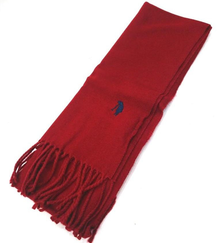 P.POLO SCARF WITH SCETCH
