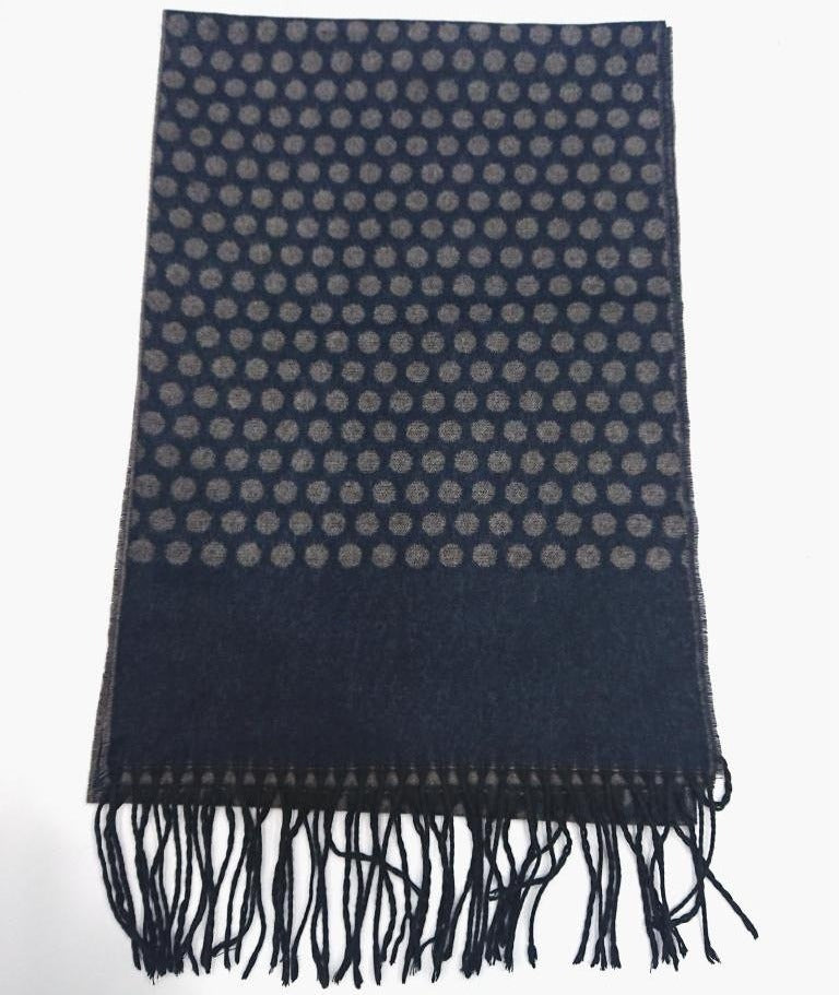 TWO-TONE SCARF WOOL