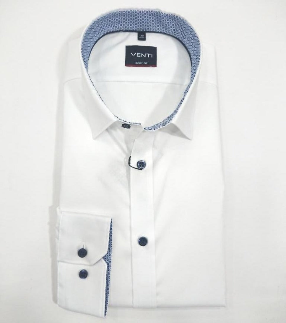 VENTI SLIM FIT NON IRON COTTON