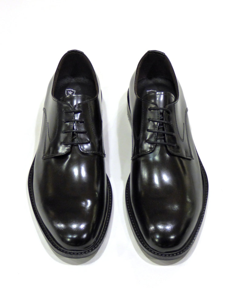 DRESS SHOES BLACK LEATHER