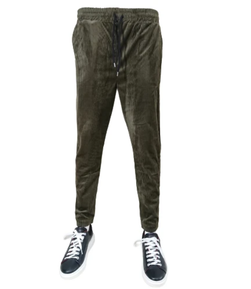 COTTON JOGGING FIT TROUSER
