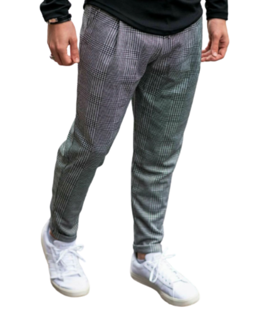 COTTON JOGGING FIT TROUSERS