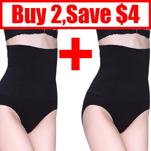 XS-4XL High Waist Shaping Pants