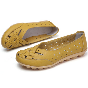 Comfortable Massage Moccasins