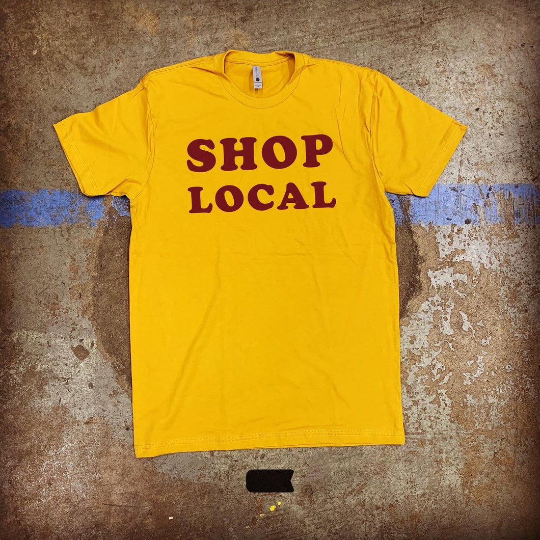 SHOP LOCAL BUNDLE - YELLOW