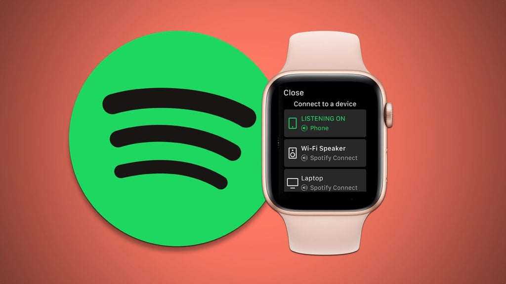 Comment utiliser Spotify sur Apple Watch