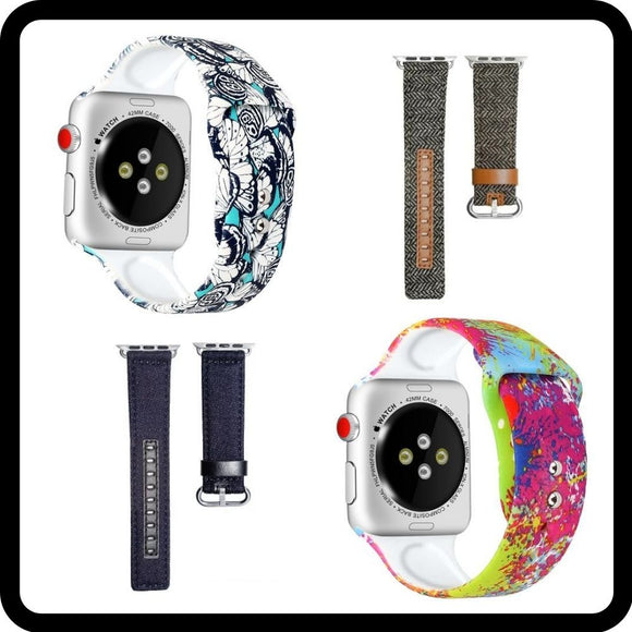 Bracelets Exclusifs Apple Watch-Evertrend