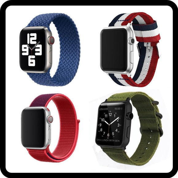 Bracelets Nylon Apple Watch-Evertrend
