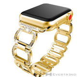 Bracelet Gala Or-Apple Watch-Evertrend