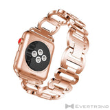 Bracelet Gala Or Rose-Apple Watch-Evertrend