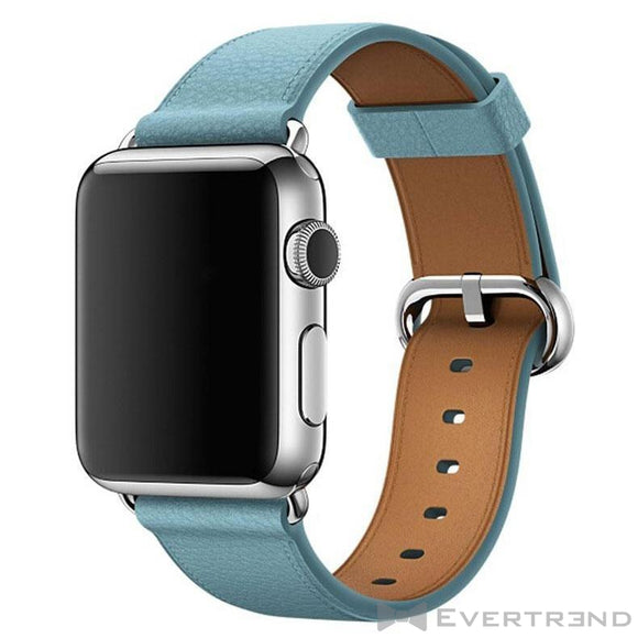 Bracelet Monaco Ciel-Apple Watch-Evertrend