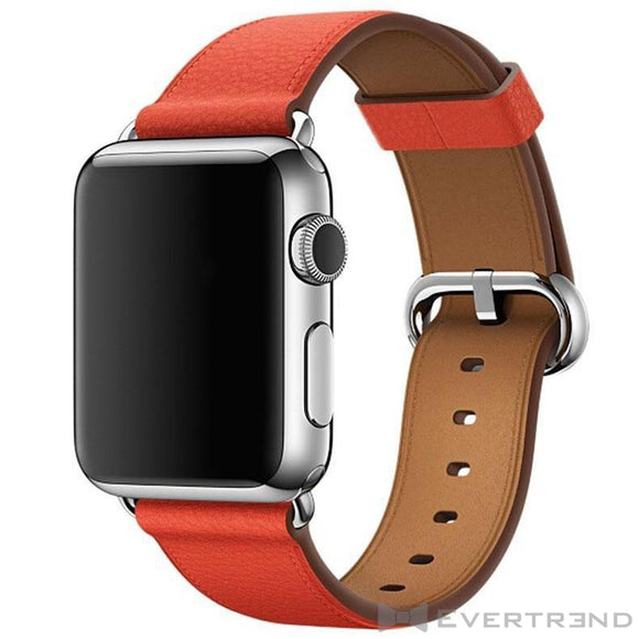 Bracelet Monaco Corail-Apple Watch-Evertrend