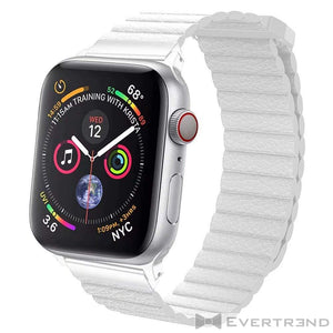 Bracelet Munich Blanc-Apple Watch-Evertrend