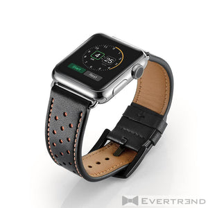 Bracelet Roma Noir-Apple Watch-Evertrend