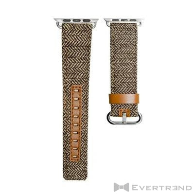 Bracelet Ever Marron Denim-Evertrend