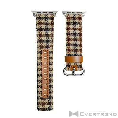 Bracelet Ever Plaid Kaki-Evertrend