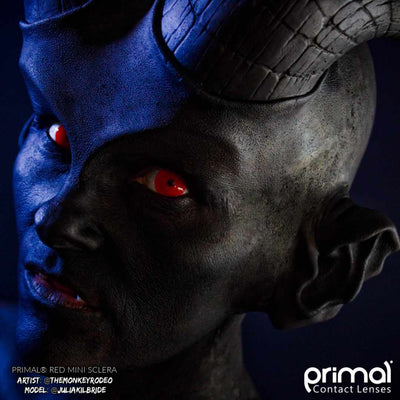 PRIMAL® Red Mini Sclera