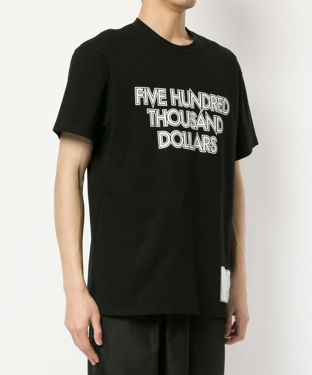 "ROUND NECK-T ""MONEY"""