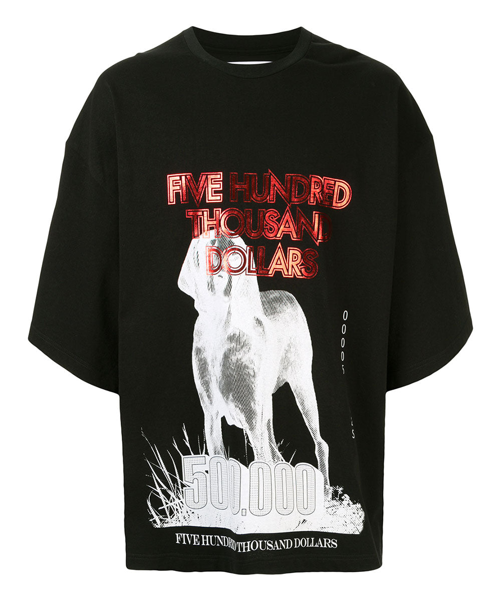 "OVERSIZED T ""GREYHOUND"""