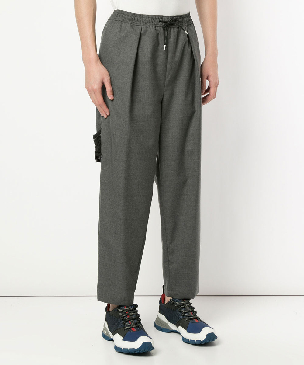 THIEF TUCK PANTS
