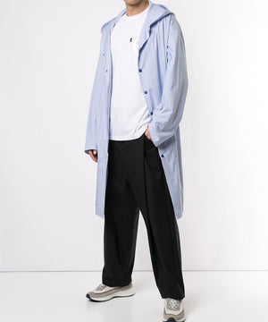 PACKABLE SHIRTS COAT