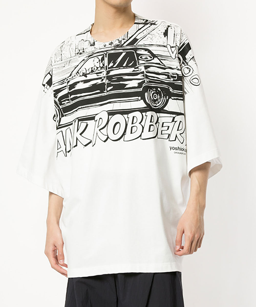 "OVERSIZED T ""ROBBERY"""
