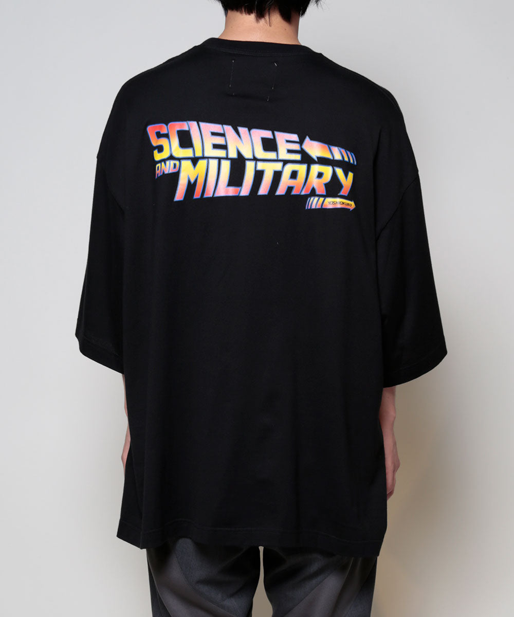 "OVERSIZED T ""DELOREAN"""