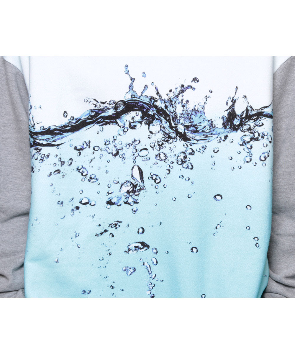 LIQUID SWEAT TOP