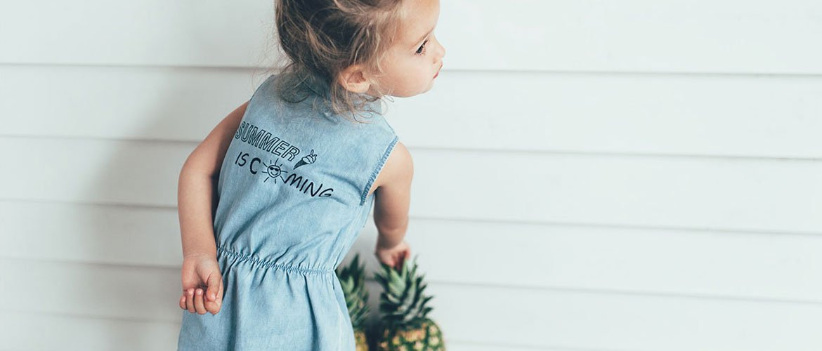 A Brand New Mini Kids Spring Summer 2018 Collection